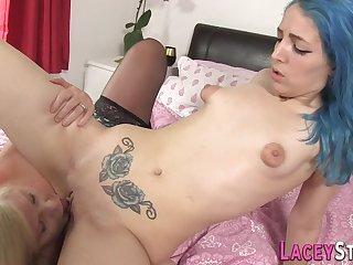 brit gran and alt lesbian - low circulate