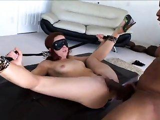 Fetish interracial big cock fuck