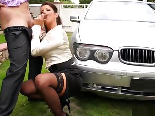 Extract Clothed Very Nice Blowjob-Nice Cock