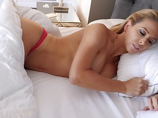 oversize dick in the morning is everything lose one's train of thought Cherie Deville needs