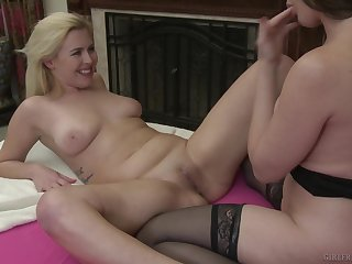 Dana Dearmond wants all round masturbate with a friend more than anything