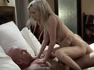 Xxx all over his daughter-in-law