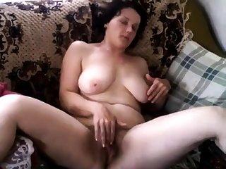 Tiro Mature Masturbation