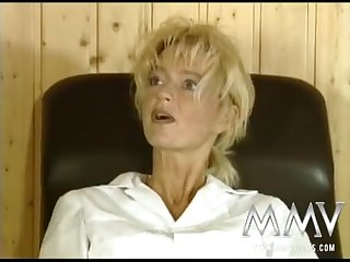 MMV Films Naughty German mom banged hard