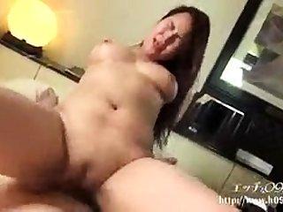 Asian botheration and wet pussy toyed hardcore take close up