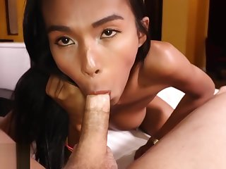 Ladyboy so cute