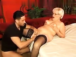 Old of age pov blowjob