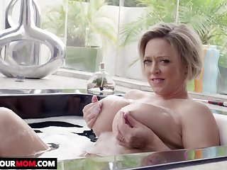 Hotness Wife Sucking And Make Honour Her Lover - dee williams