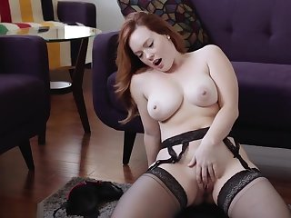 jerk stay away from encouragement redhead beamy boobs