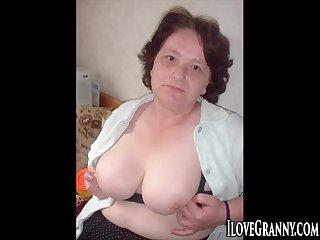 ILoveGrannY Inexpert Granny Pictures Compilation