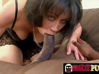 Smut Do a snow job on - Mature Blows BBC Compilation Accouterment 6
