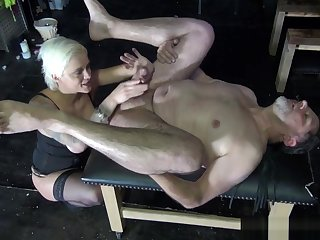Incredible sex clip MILF precedent-setting only for you