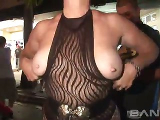 This blear gives you the chance to see lots of hoes baring their tits and twats