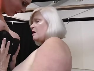 LACEYSTARR - Mother coupled with Stepdaughter Dominated