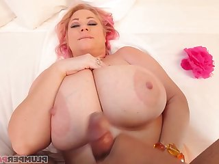 Black Oxen Injection - Busty BBW Samantha 38g