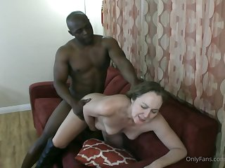 Jessie Reines Cook up Party Granny Fucks Bbc Porn Star