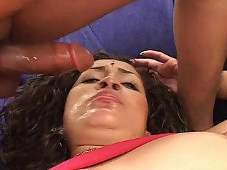 Best threesome regularly sex scenes with Hindi Audio
